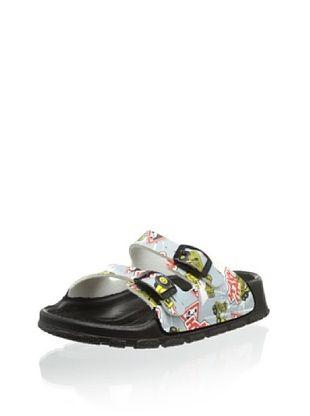 55% OFF Birki's Kid's Sandal (Gray)