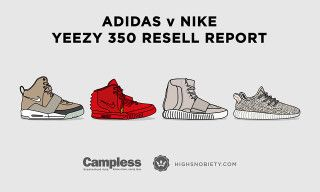 Tracking the Resell Price of Both adidas and Nike's Yeezy Sneakers | Highsnobiety