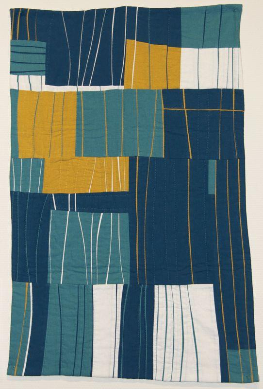 Modern Quilt by Shukuko Yamamoto in Japan http://modernquilt.jp