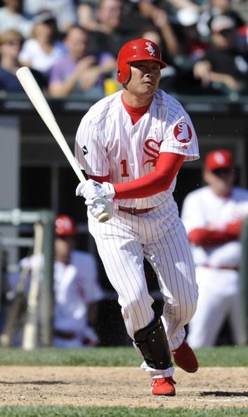 Kosuke Fukudome, Chicago White Sox
