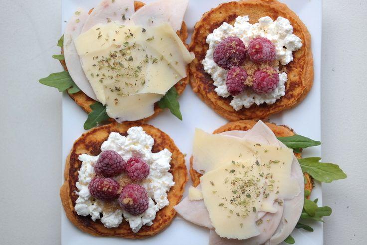 Frokosttips: søtpotetpannekaker