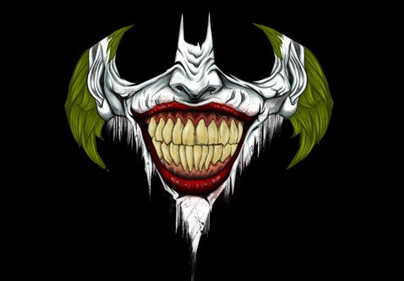 LAST LAUGH T-Shirt $11 Batman and the Joker tee at TeeFury today only!