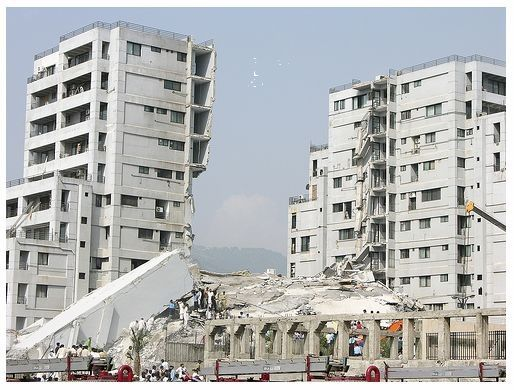 Kashmir Earthquake explained in detail.8th oct 2005, a powerful earthquake strucked Kashmir with its epicenter 19 km northeast of the city of Muzaffarabad