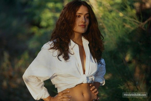Fools Rush In - Publicity still of Salma Hayek