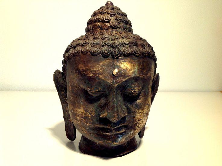 10 besten buddha statue buddha kopf bilder auf pinterest buddha kopf statue und antike. Black Bedroom Furniture Sets. Home Design Ideas