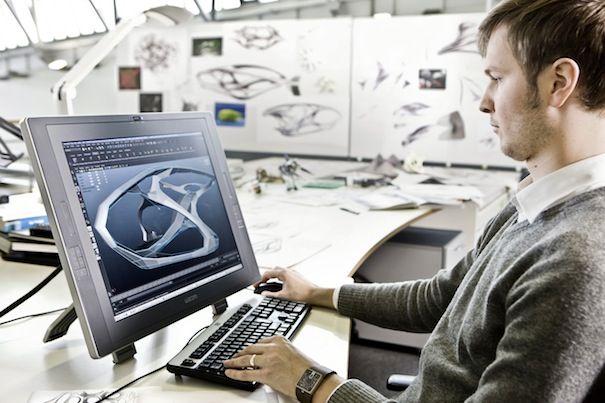41 best Car Design - Process images on Pinterest Design process - interieur design dreidimensionaler skulptur