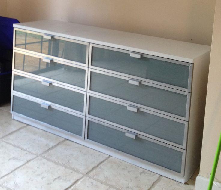 Ikea Hopen 8 Drawer Dresser