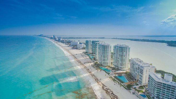 10 hoteles de playa todo incluido en Cancún
