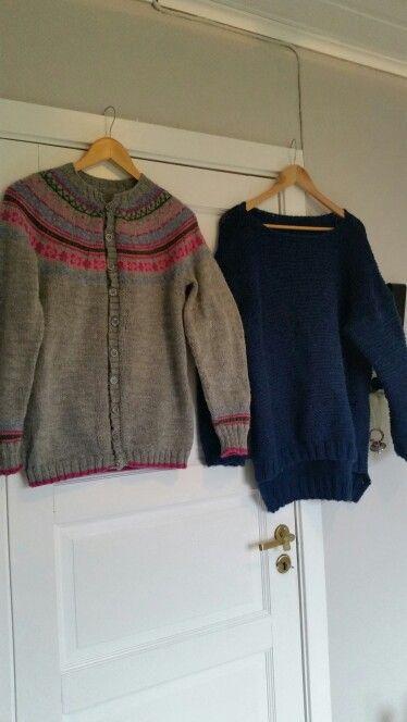 Kofte og genser