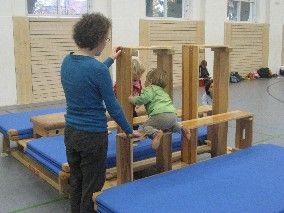 Kindersport beim TSV Mehr