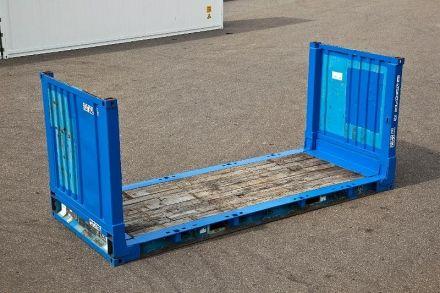 Flatrack Container Flats