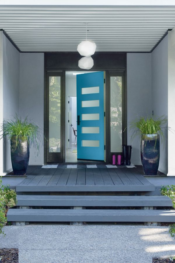 25 best images about doors on pinterest pivot doors for Benjamin moore misty grey