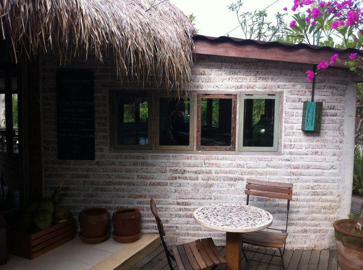 The straw hut Seminyak