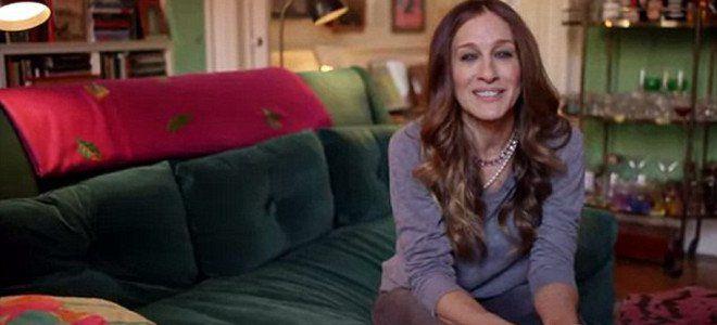 Η Σάρα Τζέσικα Πάρκερ ζει σε ένα «ζεστό» και καθόλου δήθεν διαμέρισμα -Στα άδυτα του χρωματιστού σπιτιού της [ΕΙΚΟΝΕΣ]