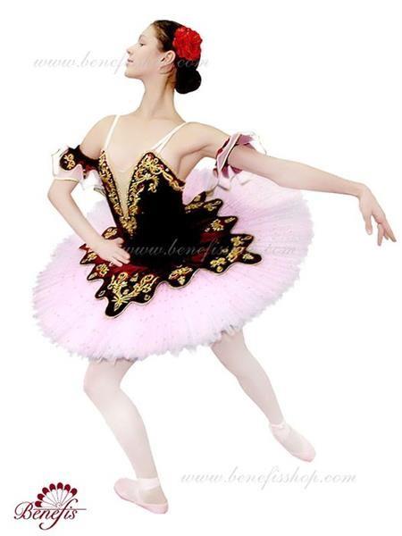 Название балетного костюма из