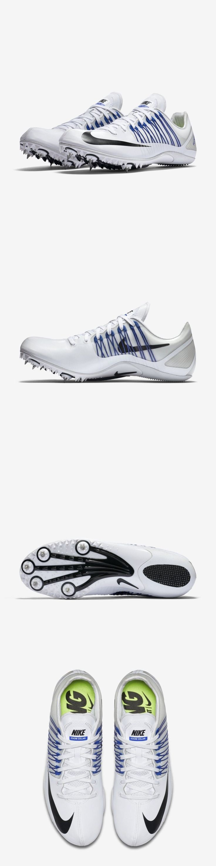 Track and Field 106981: Nike Zoom Celar 5 Track And Field Shoes Spikes Men S Size 6 ( Women 7.5 ) White -> BUY IT NOW ONLY: $36.95 on eBay!