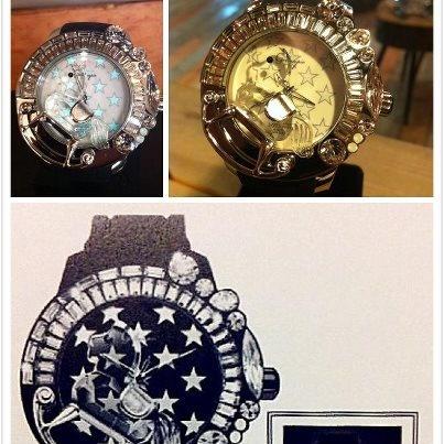 Galtiscopio watch