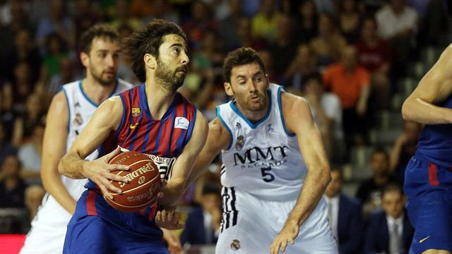 Barcelona vs Real Madrid live streaming basketball Eurocup Online   Barcelona vs Real Madrid live streaming basketball Eurocup Online On March 17-2016  Barca Lassa has given a blow on the table to beat Real Madrid in the Top 16 of the Euroleague: Doellman decides the classic on the horn a basket power forward of at the last second gave the victory to Barca (86 -87)  22: 53De this way Baskonia is the first Spanish team to win at CSKA in the Euroleague Top 16  22: 53En the Laboral Kutxa…