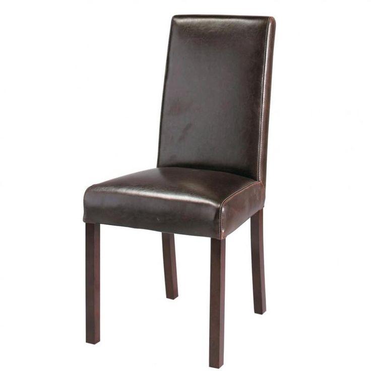 Les 25 meilleures id es de la cat gorie meubles en cuir marron sur pinterest - Meuble et canape com ...