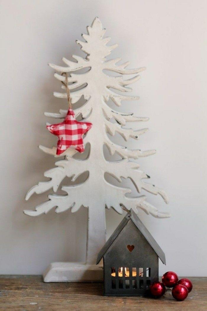 adornos de navidad de diseño escandinavo