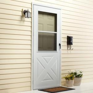 17 best steel work images on pinterest iron doors for Vinyl storm doors