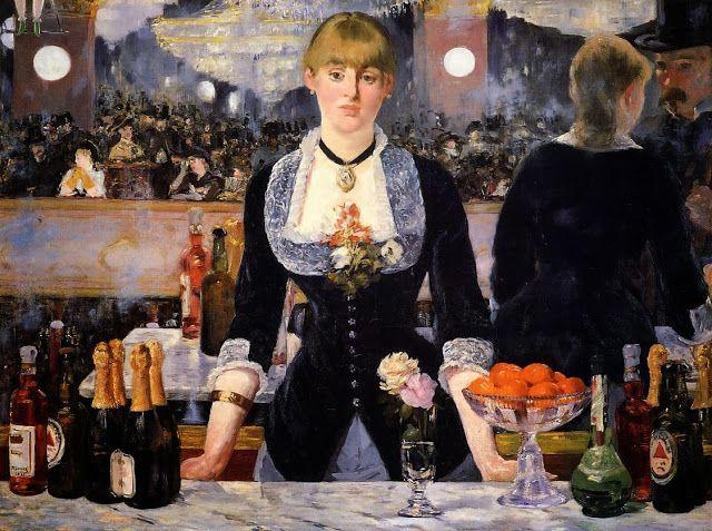 Το μπαρ στο Folies Bergere (1881-82)