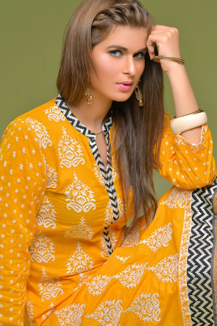 "Product code: VRV-0765-LD 02 PCS FULLY EMBROIDED ""SHIRT + TROUSER""  Shop Online www.nimsay.pk"