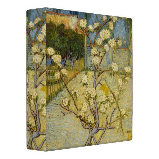 112 Best Van Gogh Binders Images On Pinterest