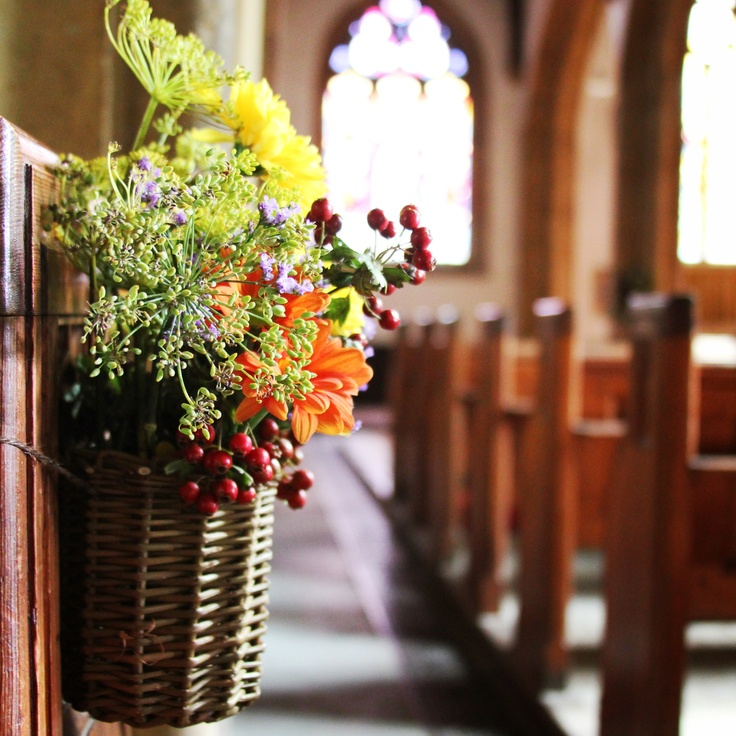 Wedding Flowers Church Decorations: 174 Best Images About Church Wedding Decorations On