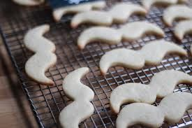 Moustache cookie cutters make all the difference
