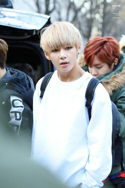 Blonde V 9