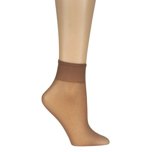 Leggs Everyday Ankle High 10Pair Suntan 1 Size * Learn more by visiting the image link.  This link participates in Amazon Service LLC Associates Program, a program designed to let participant earn advertising fees by advertising and linking to Amazon.com.