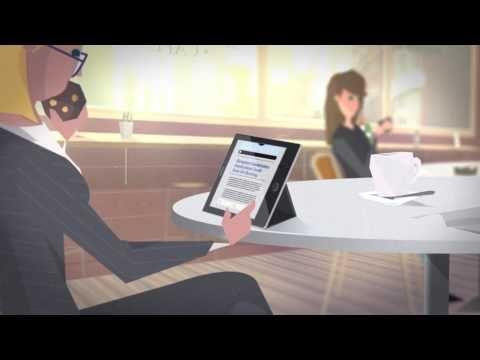 סרטון תדמית אנימטיבי לחברה למסחר פיננסי - YouTube