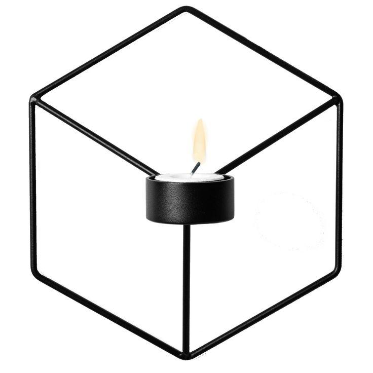 Pov vegglysestake, svart – Menu – Kjøp møbler online på ROOM21.no