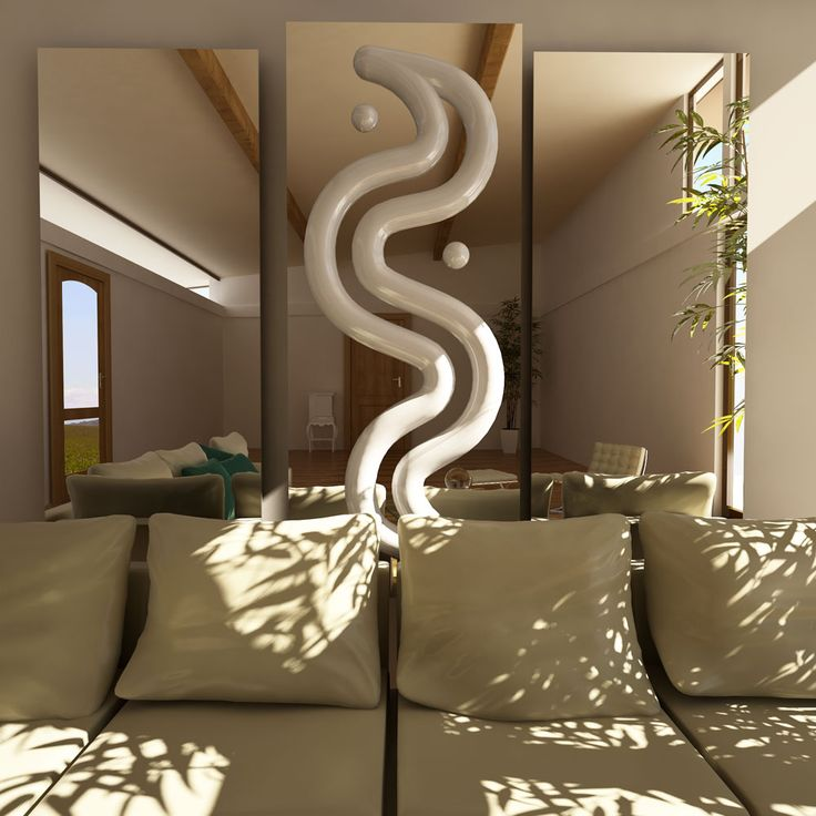 Thermo S Sculptor #design #termoarredo #living #luxury