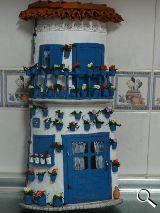 Tejas decoradas relieve. Compra-Venta de artículos de arte y decoración tejas decoradas relieve