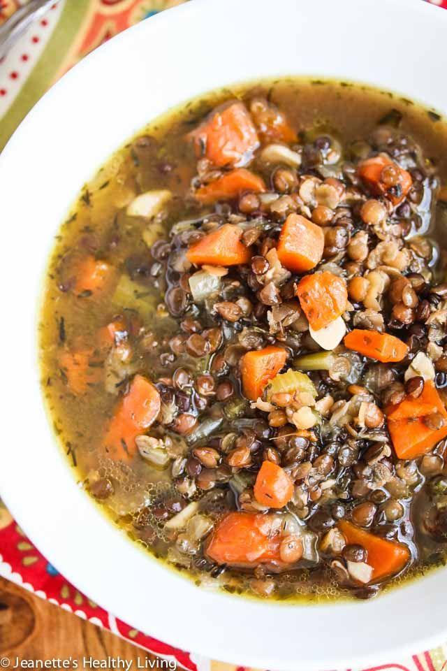 Recipes for ham broth soup