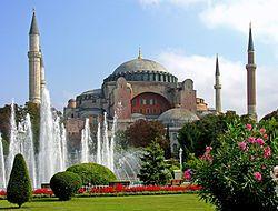 İstanbul Ayasofya