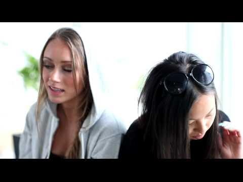 Johanna & Jenny - Be Mine Cover (Robyn)
