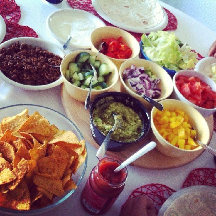svensk tacos