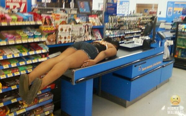 weird people at walmart website | Funny People Shopping in WalMart Part 46 (20 PICS) | Funri