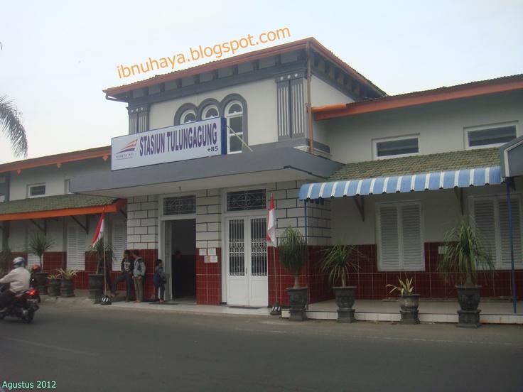 In Stasiun Tulungagung