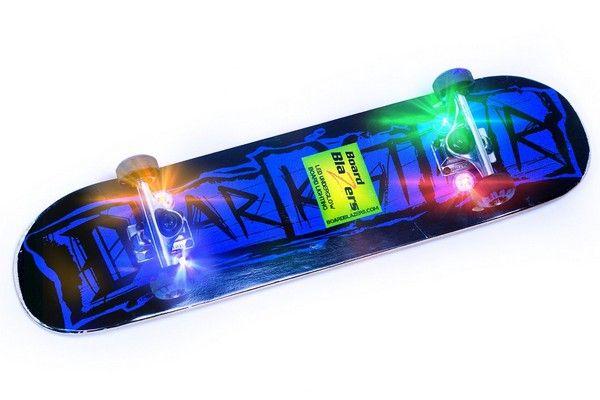 board blazers LED cheap skateboards