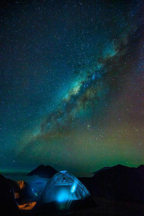 wonderous-world:  Under the Galaxy by Eko Sumartopo …[wonderous-world][denlArt]