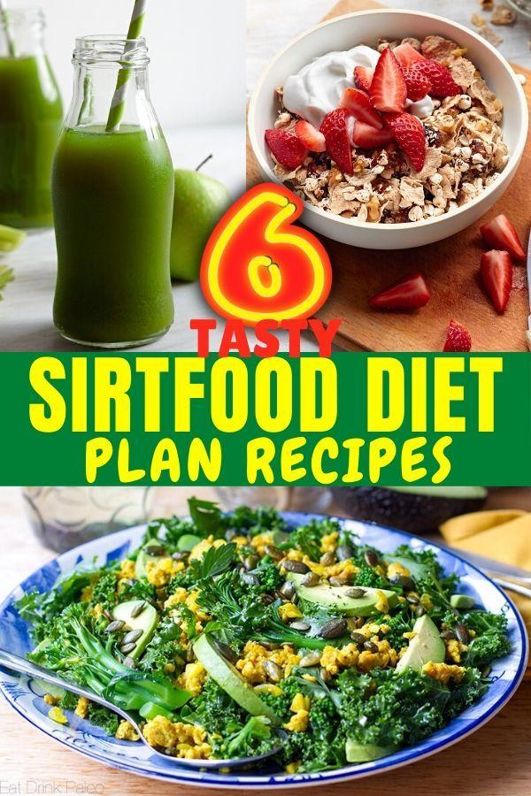 6 Best Sirtfood Diet Plan Recipes In 2020 Healthy Diet Menu Ketogenic Diet Meal Plan Diet