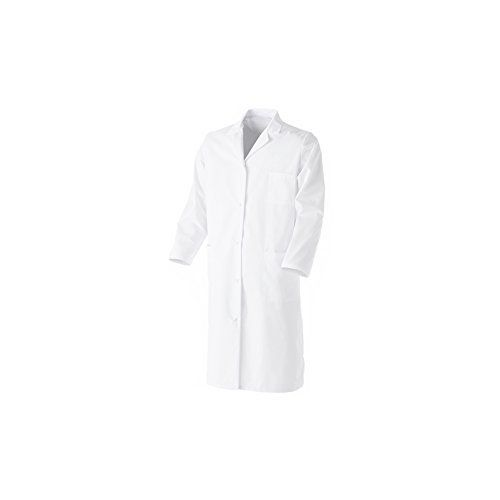 AMAWORK PH ENFT Blouse Blanche 100% Coton Chimie Laboratoire Medical Enfant College Lycee 12Ans – 14Ans: evetiwork mixte / adulte