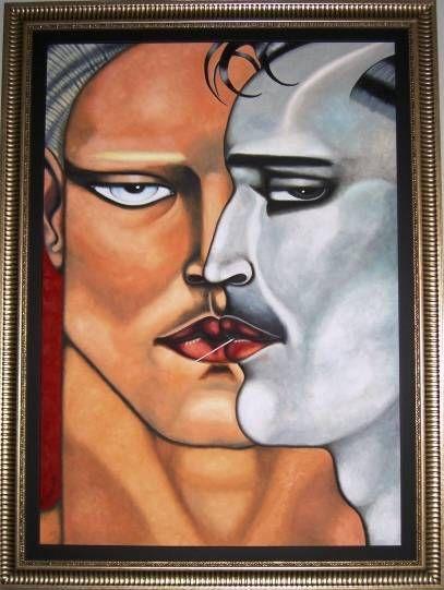 art deco pintura buscar con google arte libre
