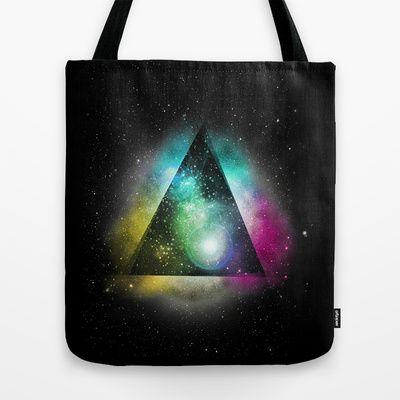 Segitiga Tote Bag by Cycoblast Artwork - $22.00