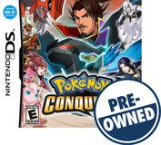 Pokémon Conquest - PRE-Owned - Nintendo DS, Multi