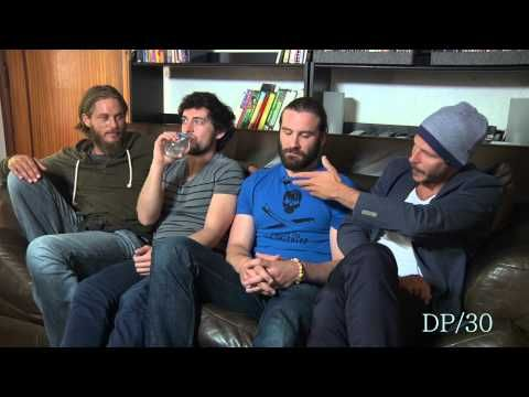 DP/30 Emmy Watch: Vikings, actors Travis Fimmel, George Blagden, Clive Standen, Gustaf Skarsgård - YouTube
